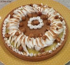 cuisine de bernard tarte au citron tarte au citron bergamote et aux noisettes les délices de capu