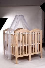 Baby Bed Net Canopy by 2016 Honest Cheapest Price Solid Twin Baby Wooden Swing Bed Baby