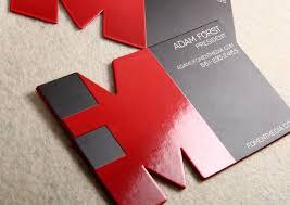 custom die cut business cards custom die cut cards ideas