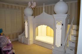 disney kinderzimmer disney princess princess castle bed mediterran
