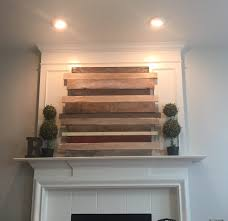 Pictures For My Living Room by Pallet Wood Mantle Piece For My Living Room U2022 1001 Pallets