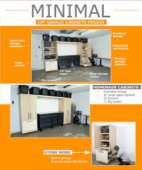 how to make storage cabinets garage cabinets storage step by step diy tutorial