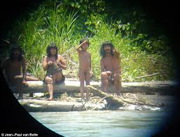 pictures uncontacted amazon tribe