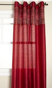 fiesta faux grommet panel u2013 vanilla u2013 stylemaster window treatments
