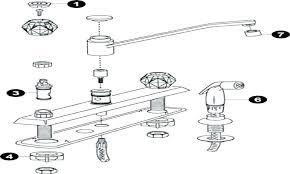 kohler kitchen faucet repair parts for kohler kitchen faucets kitchen faucet parts
