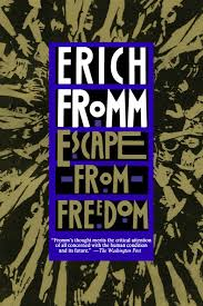 escape from freedom erich fromm 7425750227706 amazon com books