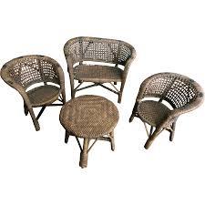 Vine Chair Vine Furniture Miniature Rustic Vine Bench To Incorporate Old