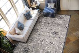 graphic illusions collection area rug in dove grey design by