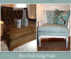 Reupholster Egg Chair How To Paint Fabric With Annie Sloan Paint Farm Fresh Vintage Finds