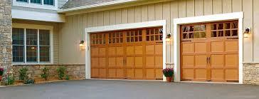 carriage house doors custom wood garage doors ideal garage doors