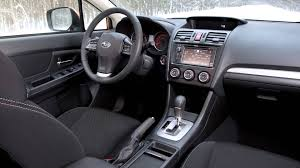 2013 subaru crosstrek interior subaru xv 1 6 youtube