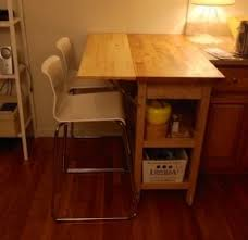 Breakfast Bar Table Ikea I Own This Cart And Need To Do This Ikea Hackers Kitchen Cart