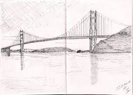 printable coloring pages golden gate bridge tower bridge