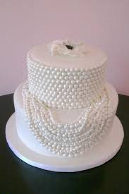 diamonds and pearls baby shower bridal shower cakes ny string of pearls custom cake sweet