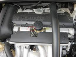 volvo site 2007 volvo s60 2 5t upper breather pcv hose broken