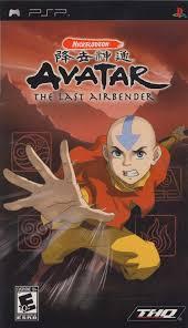 avatar airbender box shot psp gamefaqs