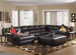 Leather Recliner Sectional Sofa Sofa Large Leather Reclining Sectional Sofa Modern Leather Sofa
