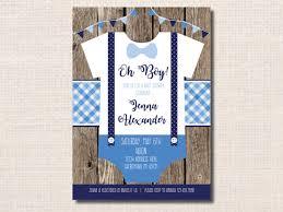 bow tie baby shower boy baby shower invitation bow tie baby shower invitation