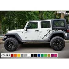 jeep wave sticker mirror jeep wrangler decals stickers jeep decal stickers