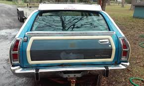 Ford Gran Torino Price 73 Gran Torino Squire Wagon Original And Low Miles For Sale In