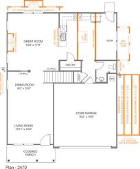 Floor Plan Elements Floor Plan Focus The Lenox U2013 Trueblog