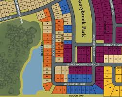 Inland Homes Floor Plans Neighborhood Map