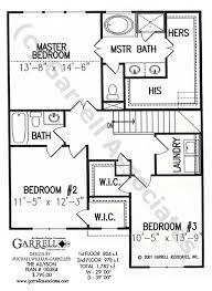 how to a house plan allyson house plan house plans by garrell associates inc