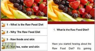 detox dash raw food vegetarian diet and more for android