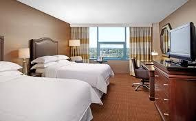 Guest Room Cerritos Accommodation Standard Guest Room Sheraton Cerritos Hotel