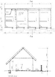 piggery housing plan house design plans
