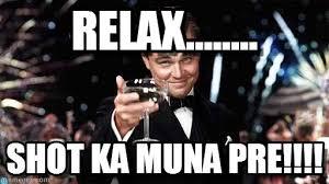 Relax Meme - relax congratulations meme on memegen