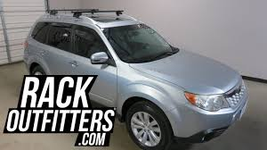 Subaru Forester 2014 Roof Rack by 2009 To 2013 Subaru Forester With Yakima Timberline Corebar Roof