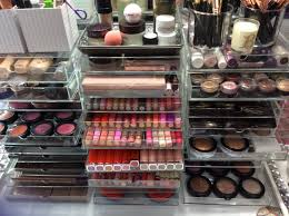makeup organization u0026 storage my updated muji drawer organization
