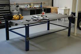 diy welding table plans complete diy welding table and cart ideas 50 designs within metal