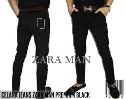 Celana Zara celana cowok black zara rp160k size 28 34 informasi lebih