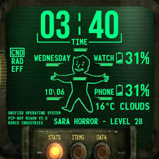 pipboy android pip boy fallout lg g for g facerepo