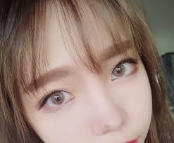 prescription halloween contacts enlarge pupils colored contact lenses hd polar lights brown
