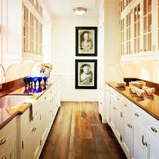 two wall kitchen design 5 most popular kitchen layouts hgtv two