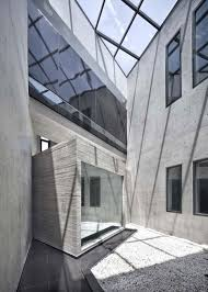 Glass Wall Panels Architecture Exterior Busan South Korea Architecture Decoration