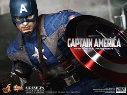 captain america the first avenger wallpapers marvel captain america sixth scale figure by toys sideshow