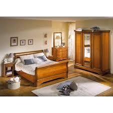 chambre coucher merisier modèle déco chambre meuble merisier déco intérieur