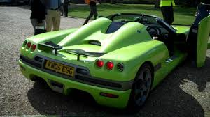 koenigsegg quant f koenigsegg ccr start up youtube