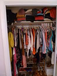 clean out closet clothes home design ideas