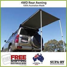 Vehicle Awning Rear Awning 4x4 Car Awning 4wd Supa Peg Ebay