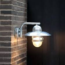 Ikea Outdoor Light Outside Wall Lights Outdoor Light Galvanised Installed Ikea