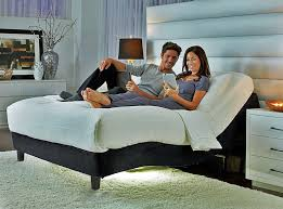 Dual Adjustable Beds Bedroom Furniture Sets Adjustable Beds Canada Mattress And Base