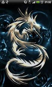 dragon symbol final live wallpaper free android app android freeware