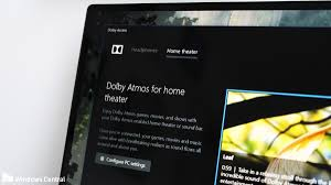 atmos home theater everything you need to know about dolby atmos for pc xbox one