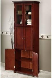 Tall Linen Storage Cabinet Foter - Bathroom linen storage cabinets