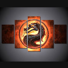 compare prices on dragon canvas art online shopping buy low price
